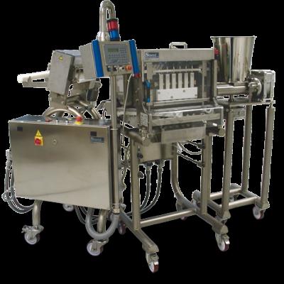 Automatic Tortellini Forming Machine