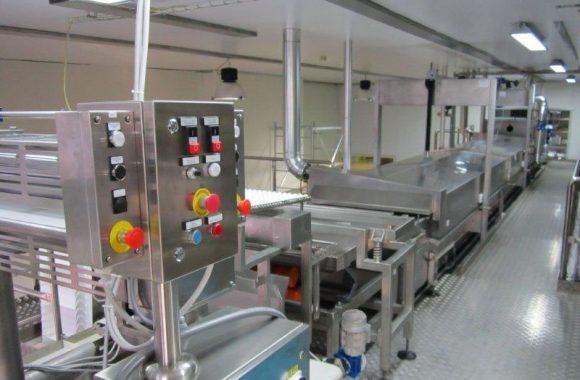 Fresh Pasta Production Line 10